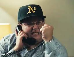 One of the most likeable characters in Moneyball...