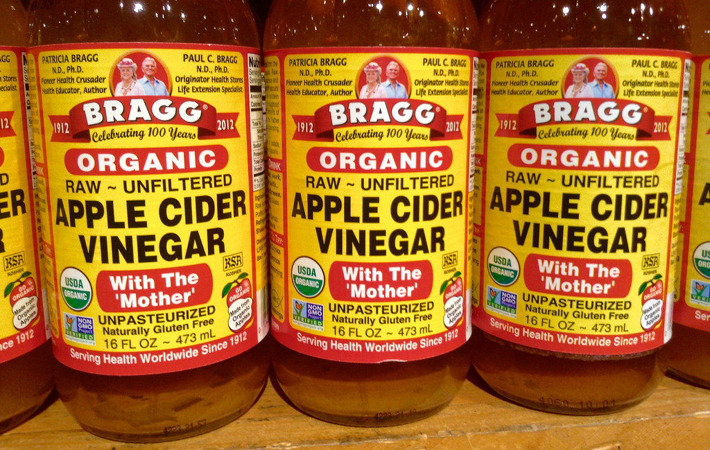 Apple Cider Vinegar is Great for the Skin