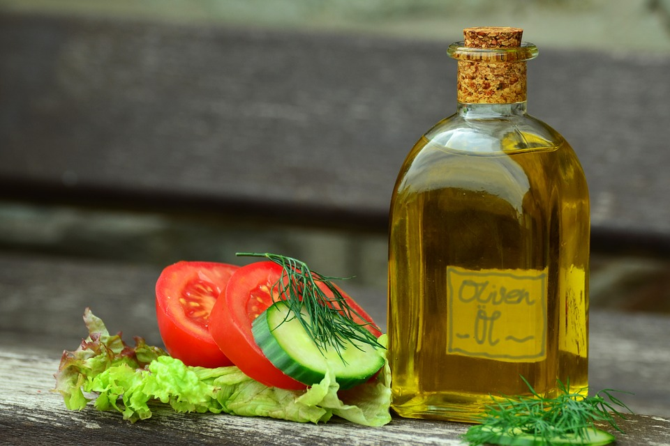 Olive oil - Natural Skincare Ingredient
