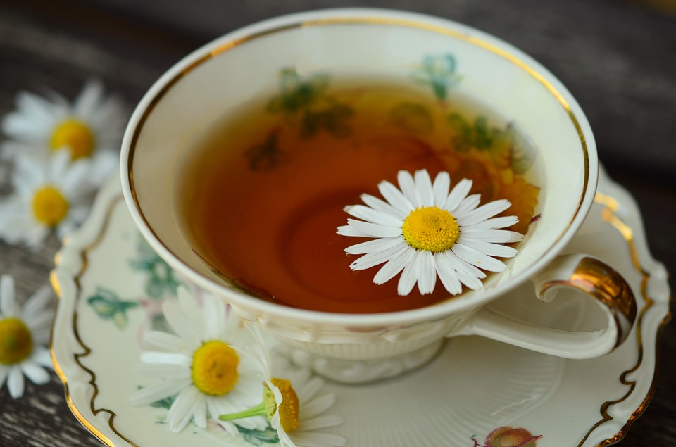 Is tea good for your skin?